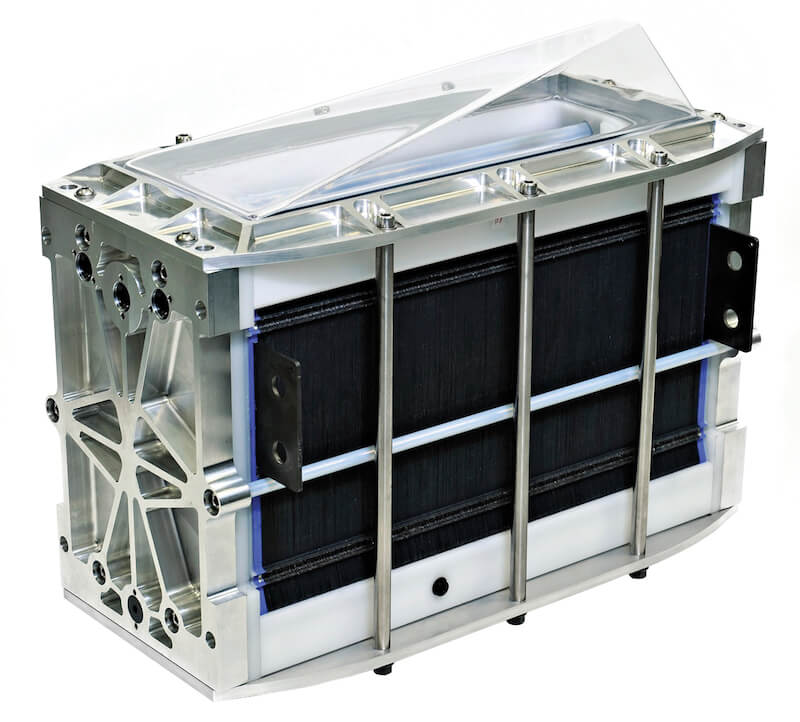 100 kW automotive fuel cell