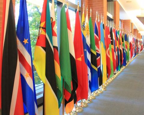Flags of IPU member states