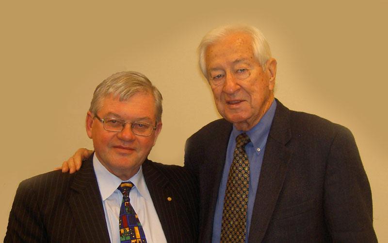 Kjell Aleklett and Ralph M Hall