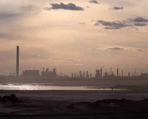 Suncor oil sands Canada