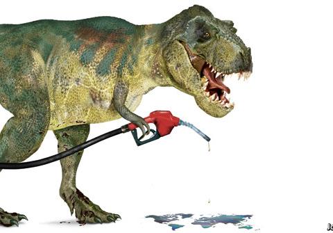 dinosaur fuel