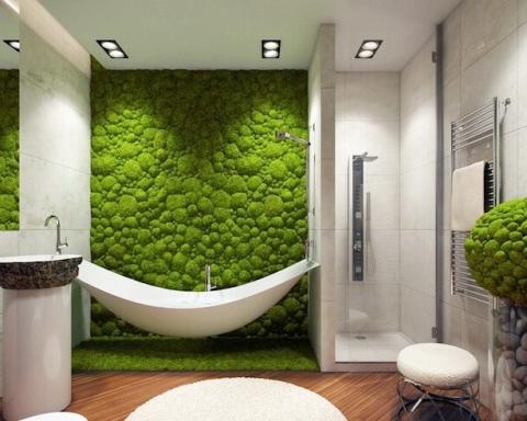 green home interior