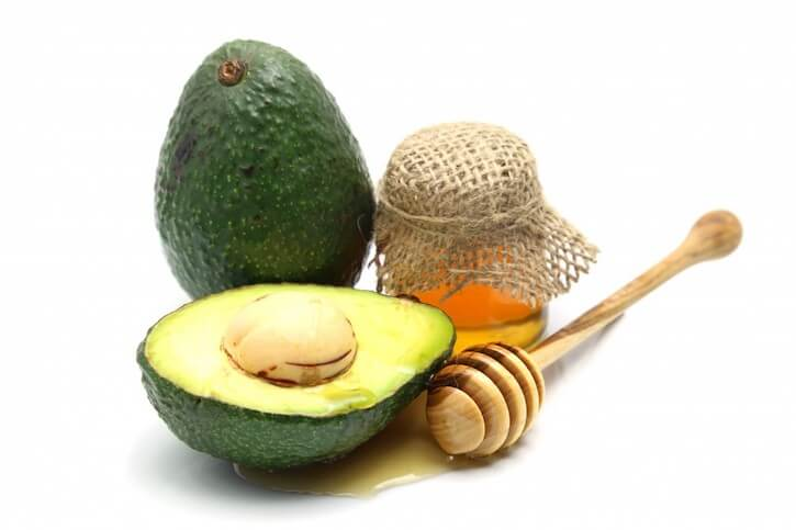 Honey Avocado Facial Mask