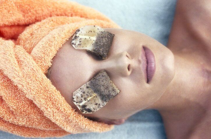 Tea Bag Under-eye Treatment