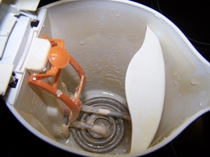 Waterboiler internal